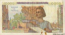 10000 Francs GÉNIE FRANÇAIS FRANCE  1951 F.50.53 TB+