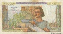 10000 Francs GÉNIE FRANÇAIS FRANCE  1953 F.50.64 pr.TB