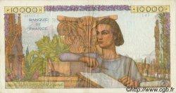10000 Francs GÉNIE FRANÇAIS FRANCE  1956 F.50.81 pr.TTB