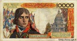 10000 Francs BONAPARTE FRANCE  1956 F.51.03 pr.TB