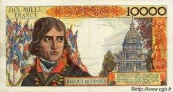 10000 Francs BONAPARTE FRANCE  1956 F.51.05 TTB