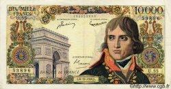 10000 Francs BONAPARTE FRANCE  1956 F.51.06 pr.TTB
