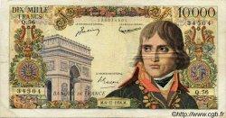 10000 Francs BONAPARTE FRANCE  1956 F.51.06 TB