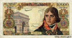 10000 Francs BONAPARTE FRANCE  1957 F.51.07 TB+