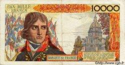 10000 Francs BONAPARTE FRANCE  1957 F.51.09 TB+
