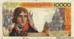 10000 Francs BONAPARTE FRANCE  1957 F.51.09 TB