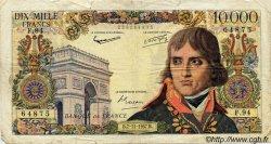 10000 Francs BONAPARTE FRANCE  1957 F.51.10 B