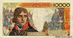 10000 Francs BONAPARTE FRANCE  1958 F.51.11 TB+