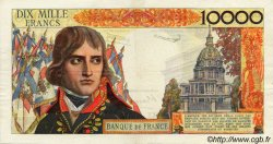 10000 Francs BONAPARTE FRANCE  1958 F.51.12 pr.TTB
