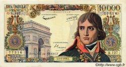 10000 Francs BONAPARTE FRANCE  1958 F.51.12 pr.TTB