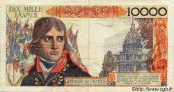 10000 Francs BONAPARTE FRANCE  1958 F.51.13 TB
