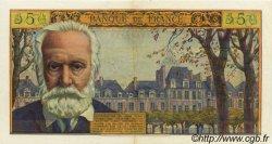 5 Nouveaux Francs VICTOR HUGO FRANCE  1962 F.56.12 TTB