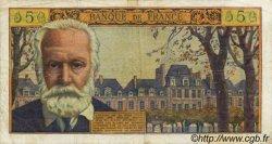 5 Nouveaux Francs VICTOR HUGO FRANCE  1963 F.56.13 TB+