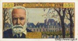 5 Nouveaux Francs VICTOR HUGO FRANCE  1965 F.56.19 pr.SUP
