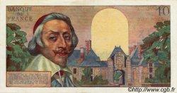 10 Nouveaux Francs RICHELIEU FRANCE  1959 F.57.03 pr.SUP