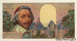 10 Nouveaux Francs RICHELIEU FRANCE  1962 F.57.18 pr.NEUF