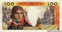 100 Nouveaux Francs BONAPARTE FRANCE  1960 F.59.05 TTB+ à SUP