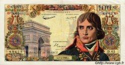 100 Nouveaux Francs BONAPARTE FRANCE  1960 F.59.06 TTB+