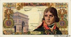 100 Nouveaux Francs BONAPARTE FRANCE  1960 F.59.07 SUP+ à SPL