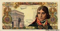 100 Nouveaux Francs BONAPARTE FRANCE  1960 F.59.09 TTB+