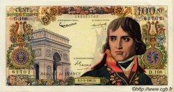 100 Nouveaux Francs BONAPARTE FRANCE  1961 F.59.10 SUP