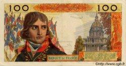 100 Nouveaux Francs BONAPARTE FRANCE  1961 F.59.10 TTB+