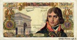 100 Nouveaux Francs BONAPARTE FRANCE  1962 F.59.13 TTB+