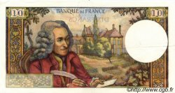10 Francs VOLTAIRE FRANCE  1965 F.62.15 SUP