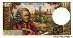 10 Francs VOLTAIRE FRANCE  1966 F.62.21 SUP+