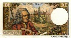 10 Francs VOLTAIRE FRANCE  1968 F.62.31 SUP+