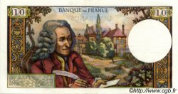 10 Francs VOLTAIRE FRANCE  1970 F.62.41 SUP