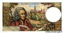 10 Francs VOLTAIRE FRANCE  1970 F.62.46 SUP+