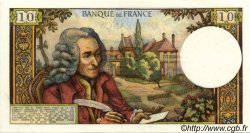 10 Francs VOLTAIRE FRANCE  1971 F.62.49 SUP+