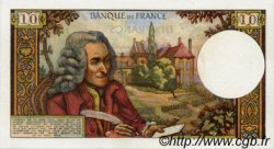 10 Francs VOLTAIRE FRANCE  1971 F.62.53 SPL