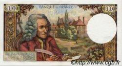 10 Francs VOLTAIRE FRANCE  1972 F.62.55 pr.SPL
