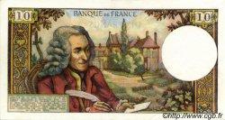 10 Francs VOLTAIRE FRANCE  1973 F.62.61 SUP à SPL