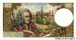 10 Francs VOLTAIRE FRANCE  1973 F.62.64 SUP à SPL