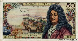 50 Francs RACINE FRANCE  1962 F.64 TB