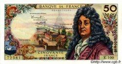 50 Francs RACINE FRANCE  1967 F.64.09 SUP+