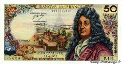 50 Francs RACINE FRANCE  1969 F.64.14 SPL