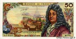 50 Francs RACINE FRANCE  1972 F.64.20 SUP