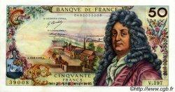 50 Francs RACINE FRANCE  1972 F.64.21 SUP+