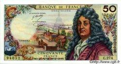 50 Francs RACINE FRANCE  1975 F.64.30 SPL+
