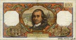 100 Francs CORNEILLE FRANCE  1965 F.65.08 B à TB