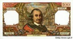 100 Francs CORNEILLE FRANCE  1968 F.65.24 pr.SPL