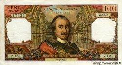 100 Francs CORNEILLE FRANCE  1970 F.65.30 pr.TTB