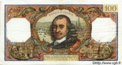 100 Francs CORNEILLE FRANCE  1970 F.65.31 TTB+