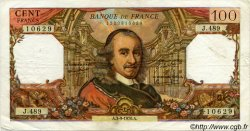 100 Francs CORNEILLE FRANCE  1970 F.65.32 TB