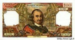 100 Francs CORNEILLE FRANCE  1971 F.65.34 SUP+