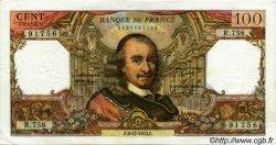 100 Francs CORNEILLE FRANCE  1973 F.65.44 TTB